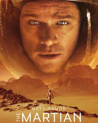 The Martian In 3D