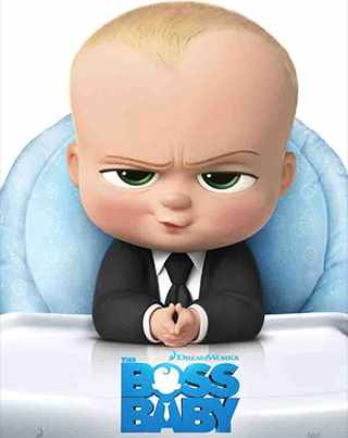 The Boss Baby in 3D