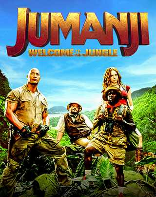 Jumanji: Welcome to the Jungle : IN 3D
